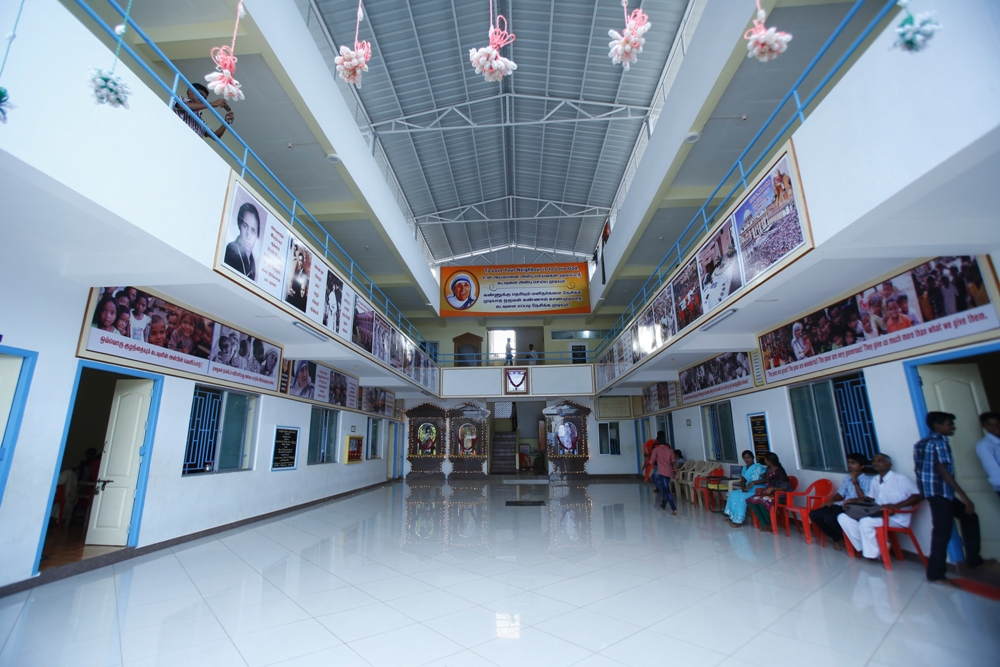 The Mother Teresa Anbu Illam