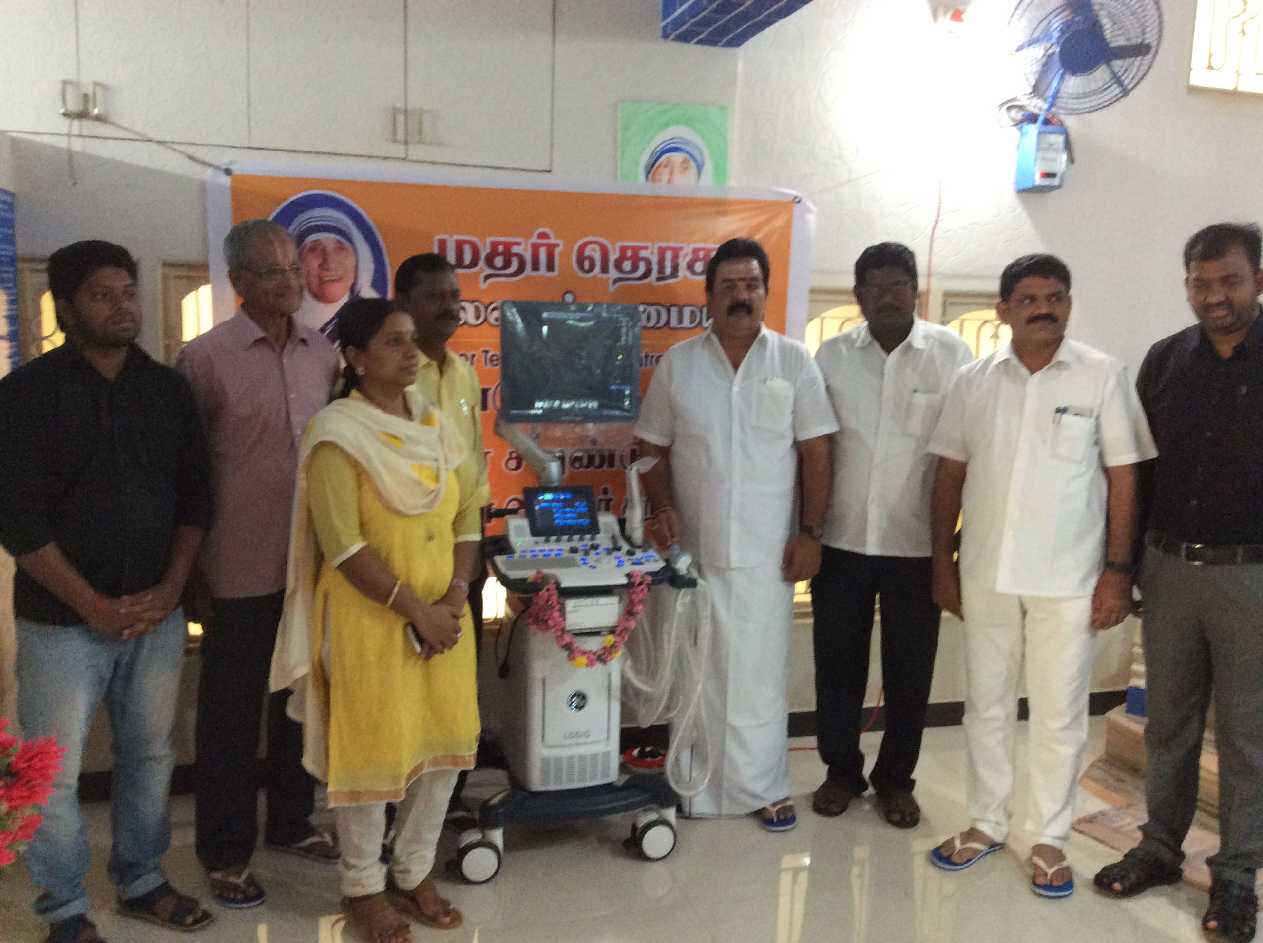 Inauguration of Ultrasound and Echo scan unit